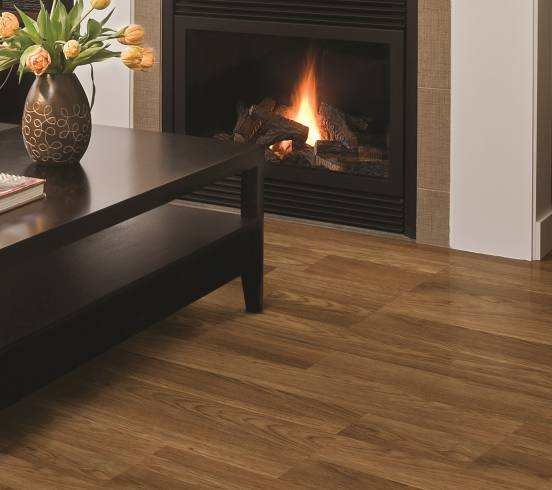 Laminate And Wood Resilient Flooring